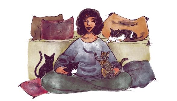 FallenMatthews_Cats_illustration